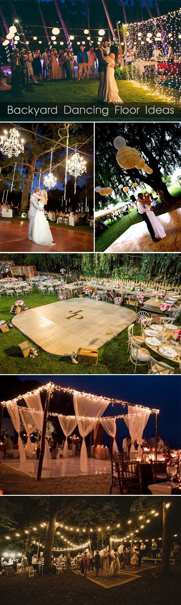 30 Sweet Ideas For Intimate Backyard Outdoor Weddings Party pertaining to Ideas For Backyard Wedding