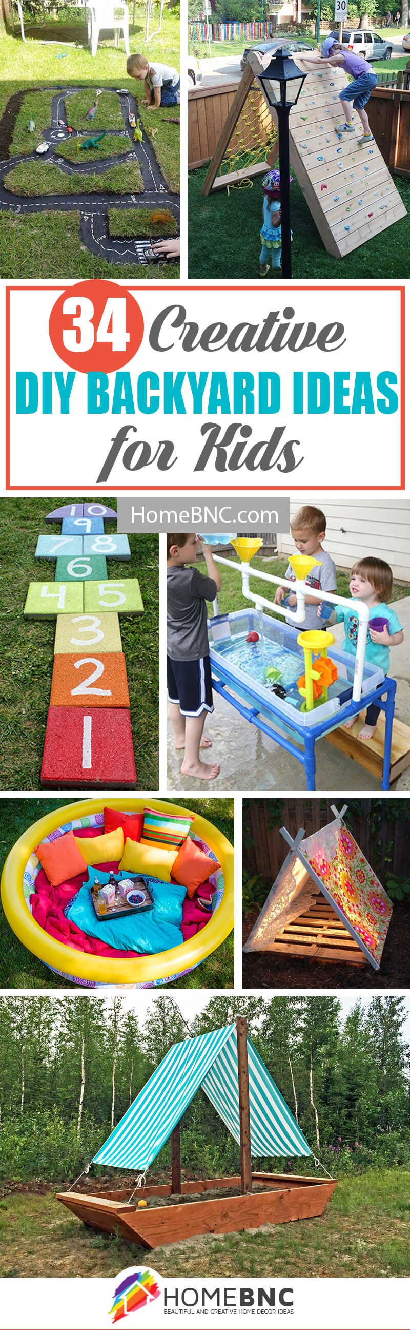 34 Best Diy Backyard Ideas And Designs For Kids In 2019 within 12 Smart Concepts of How to Upgrade Kid Friendly Backyard Ideas