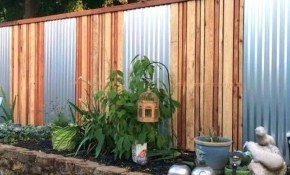 37 Amazing Privacy Fence Ideas And Design For Outdoor Space in 16 Awesome Concepts of How to Upgrade Privacy Fence Ideas For Backyard