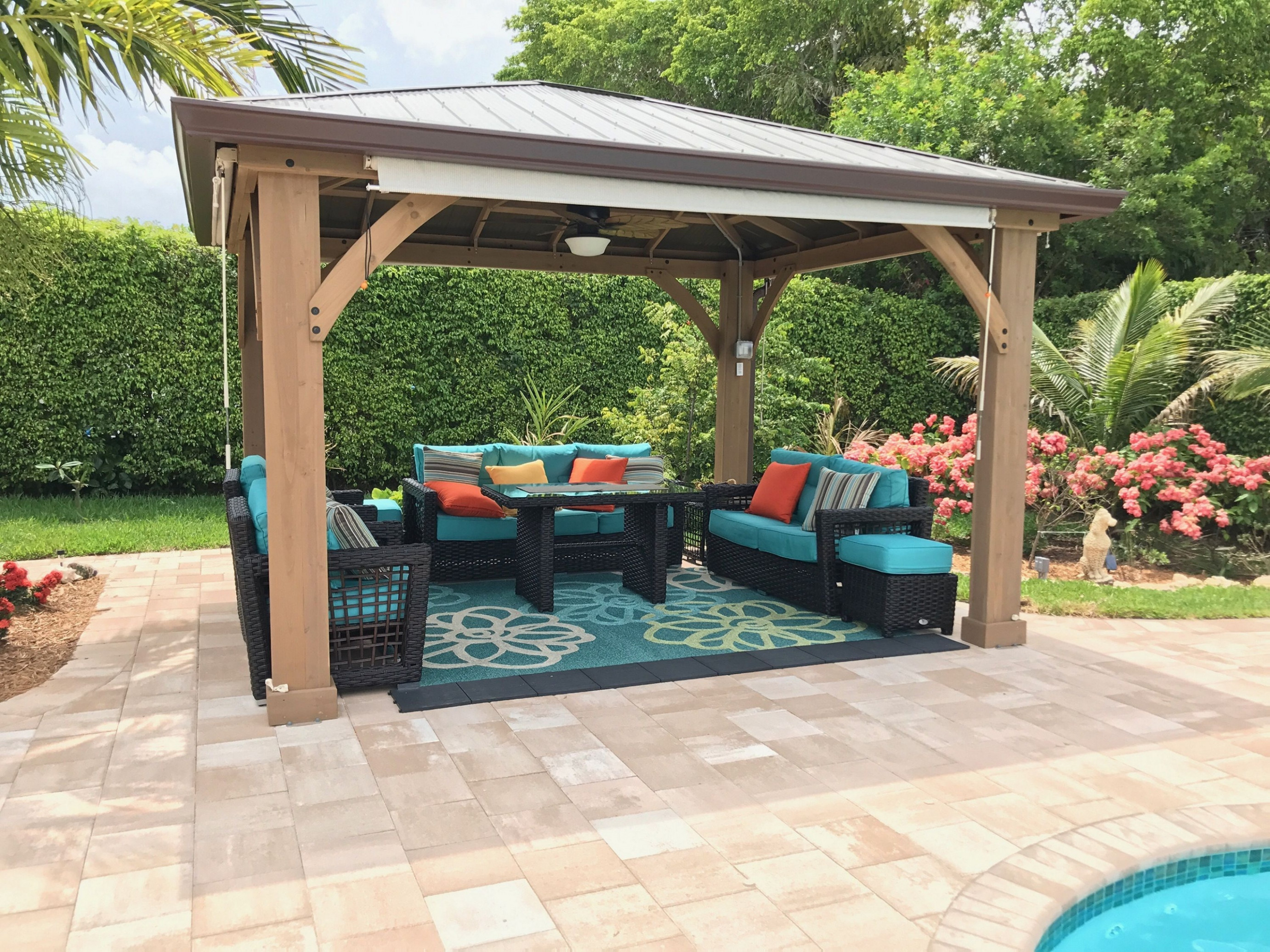 38 Frisch Garden Canopy Ideas Ese Valuation with 12 Smart Designs of How to Upgrade Backyard Canopy Ideas