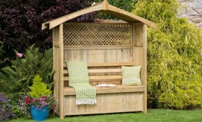 45 Garden Arbor Bench Design Ideas Diy Kits You Can Build Over Weekend in 11 Some of the Coolest Tricks of How to Makeover Backyard Arbor Ideas