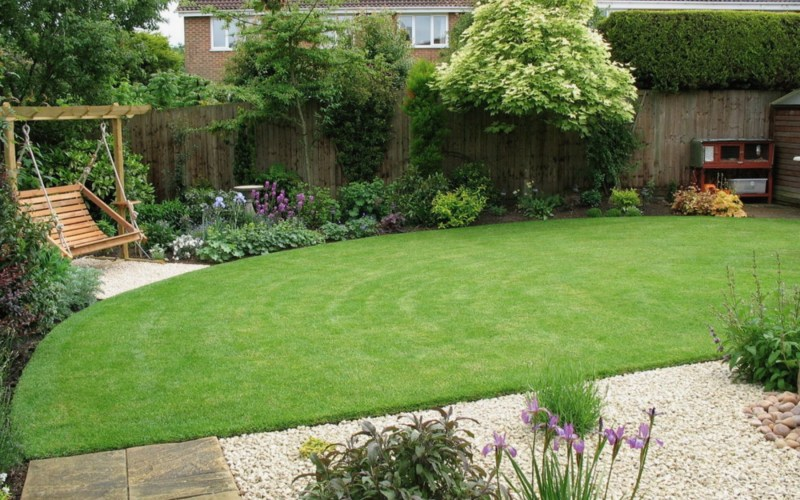 50 Backyard Landscaping Ideas To Inspire You inside 11 Smart Tricks of How to Build Backyard Landscaping Plans