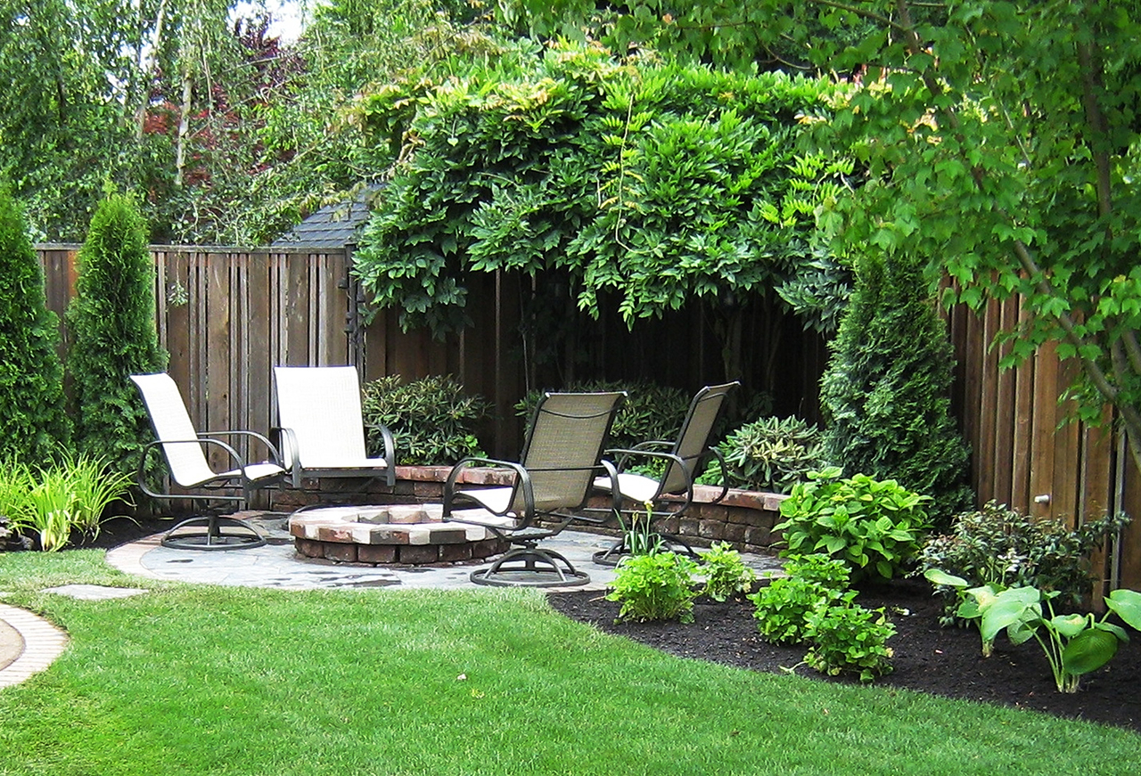 50 Best Backyard Landscaping Ideas And Designs In 2019 with 11 Genius Ideas How to Make Landscape Ideas For Backyards