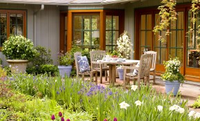 7 Landscaping Ideas For Beginners Better Homes Gardens within Backyard Landscapes