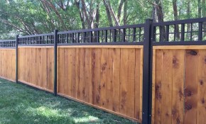 7 Top Privacy Fencing Ideas For Backyards Gallery Home Garden for 15 Awesome Ideas How to Craft Fencing Backyard Ideas