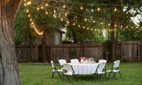 8 Outdoor Party Lighting Ideas For 2019 Dreamsyntax for Lighting Ideas For Backyard Party