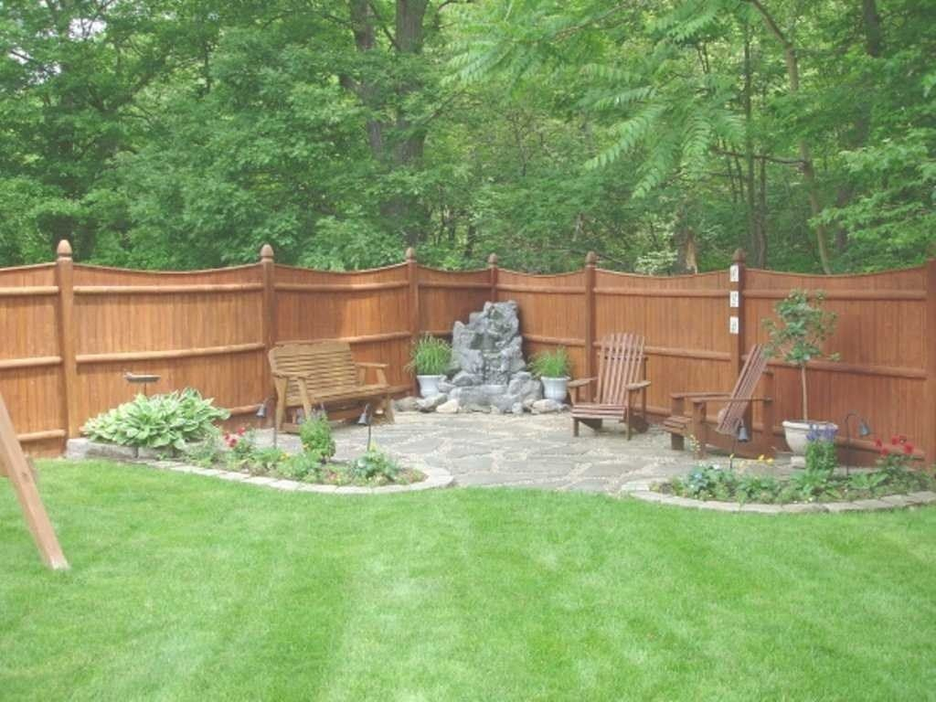 8 Wonderful Easy Backyard Landscaping Photos Home Garden Decoration intended for 10 Smart Ways How to Build Inexpensive Backyard Landscaping
