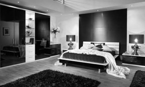 Absolutely Spectacular Modern Black And White Bedroom Ideas Mosca regarding 13 Smart Initiatives of How to Build Modern Black Bedroom