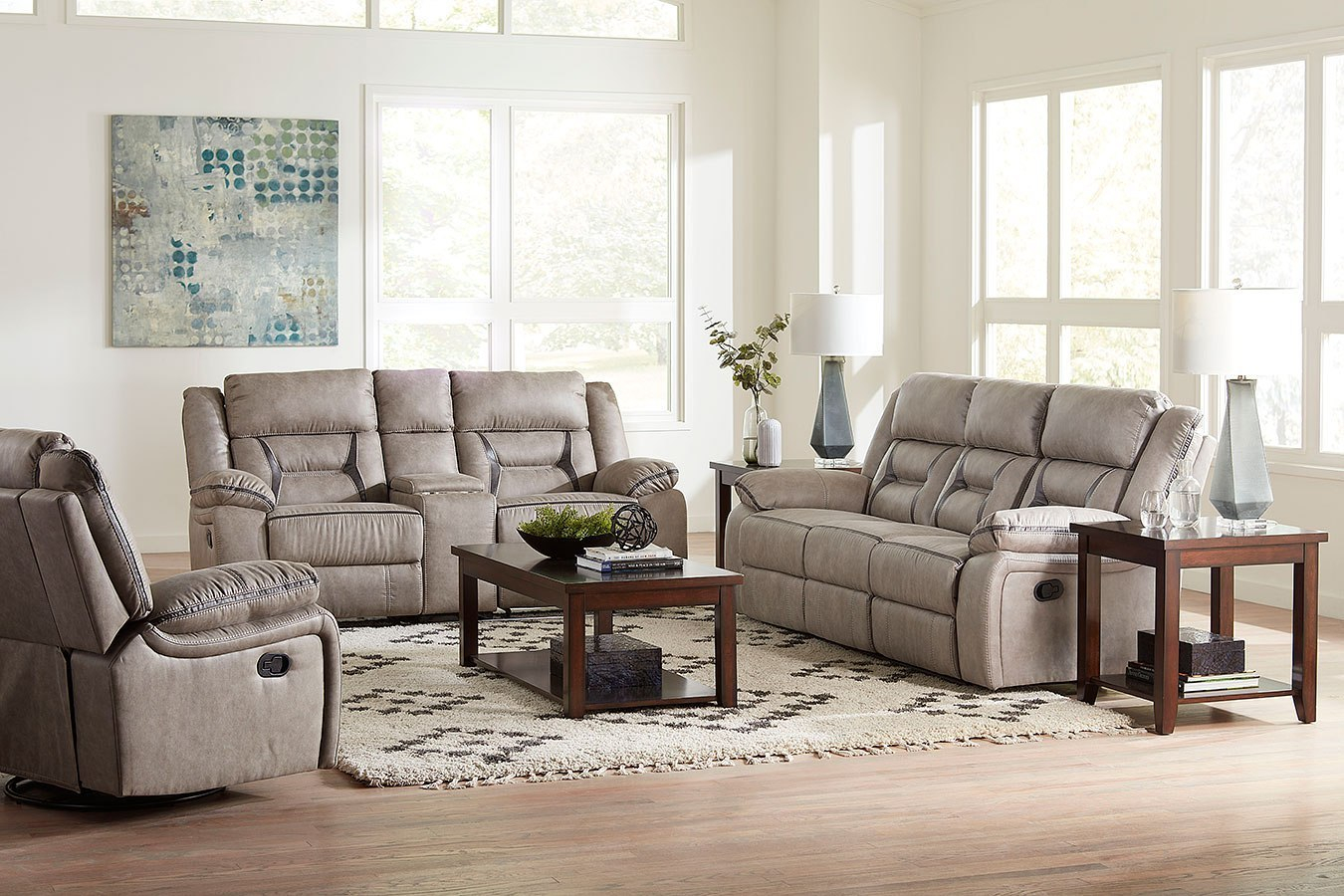 Acropolis Reclining Living Room Set with 11 Smart Tricks of How to Craft Deals On Living Room Sets