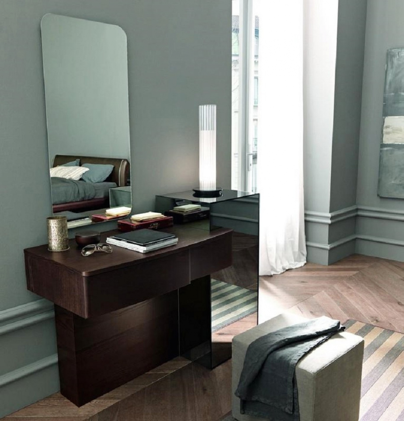Alluring Modern Bedroom Vanity Your House Idea Iorpheus intended for Modern Bedroom Vanity