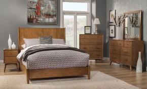 Alpine 966 01q 966 02 966 03 966 05 966 06 inside Mid Century Modern Bedroom Set