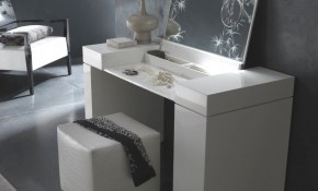 Amazing Modern Vanity Table Ideas In Beauty Wood Decorative regarding Modern Bedroom Vanity Set