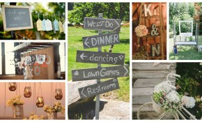 Astonishing Outdoor Diy Wedding Decorations That Are Easy To Make for DIY Backyard Wedding Decorations