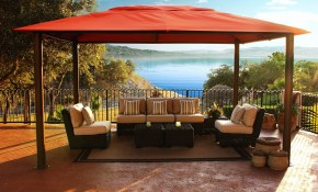 Backyard Canopy Ideas Beautiful Brilliant Canopy For Patio Outdoor throughout 12 Smart Designs of How to Upgrade Backyard Canopy Ideas