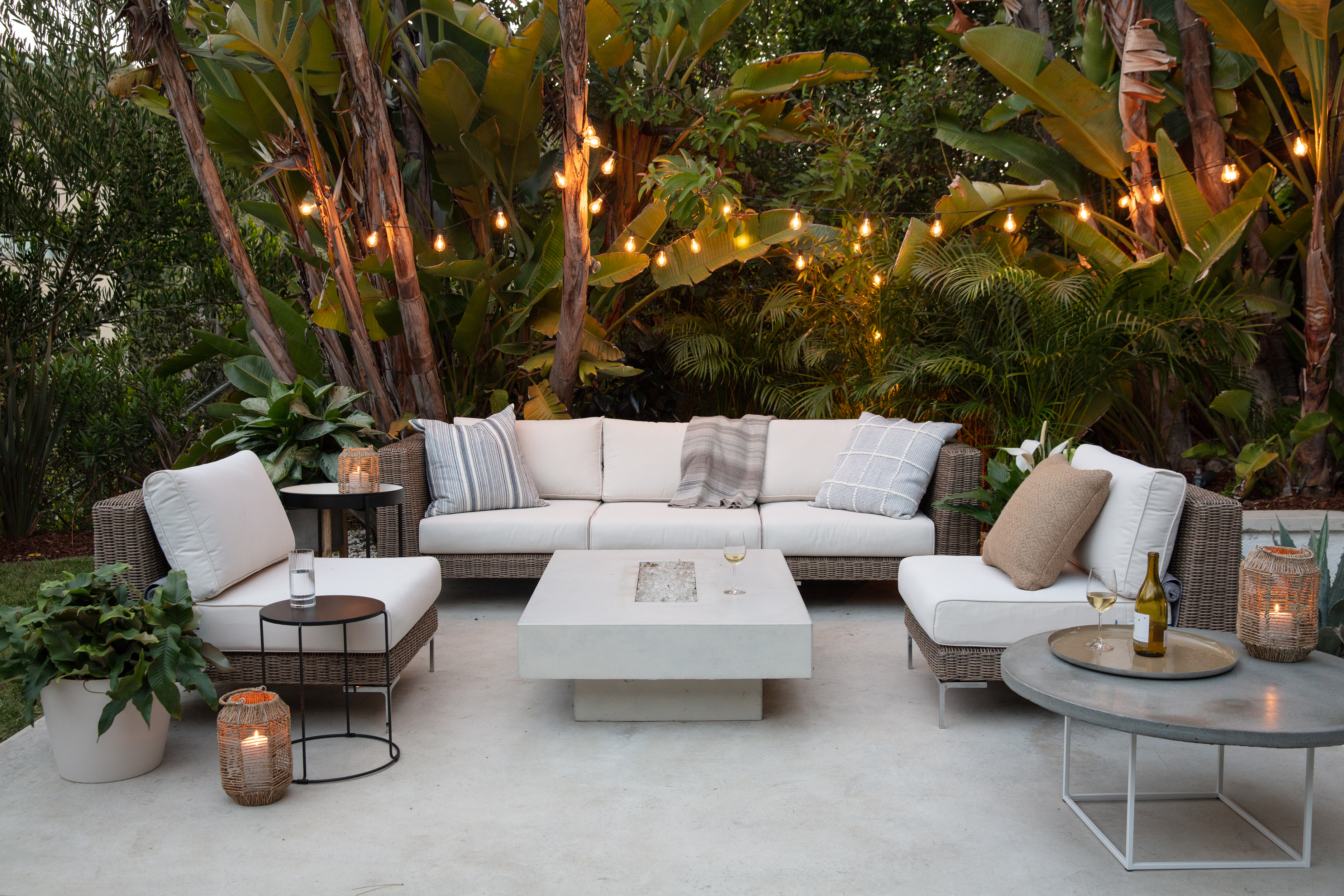 Backyard Decor Ideas Thatll Turn Your Outdoor Space Into A Summer Oasis intended for Patio Backyard Design Ideas