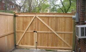 Backyard Fence Decorating Ideas Choices Of Fence Gate Decorations inside 13 Smart Designs of How to Makeover Backyard Fence Gate