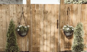 Backyard Fence Gate Project With Home Hardware Arrows Twine for 13 Smart Designs of How to Makeover Backyard Fence Gate