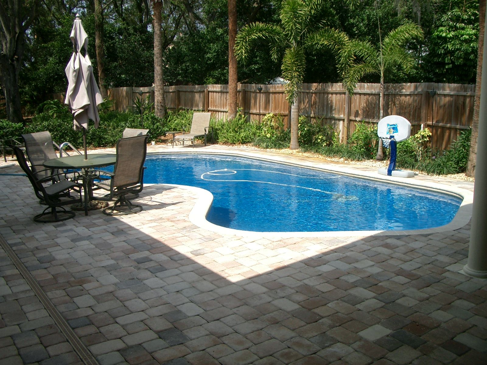 Backyard Landscaping Ideas Swimming Pool Design Pool Landscaping intended for 11 Genius Ideas How to Make Small Backyard Pool Landscaping Ideas