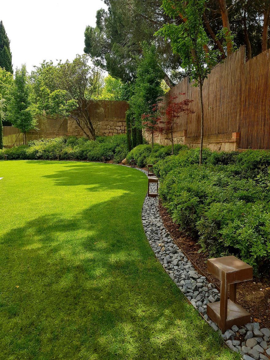Backyard Landscaping Ideas Yard Landscape Design Designs Can intended for 14 Some of the Coolest Tricks of How to Upgrade Backyard Border Landscaping Ideas