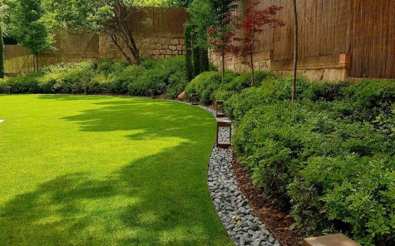 Backyard Landscaping Ideas Yard Landscape Design Designs Can pertaining to Backyard Landscape Plans
