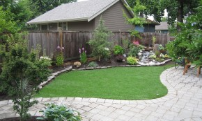Backyard Landscaping Plans Home Inspirations Lighting Small intended for 14 Awesome Tricks of How to Make Backyard Landscape Plans
