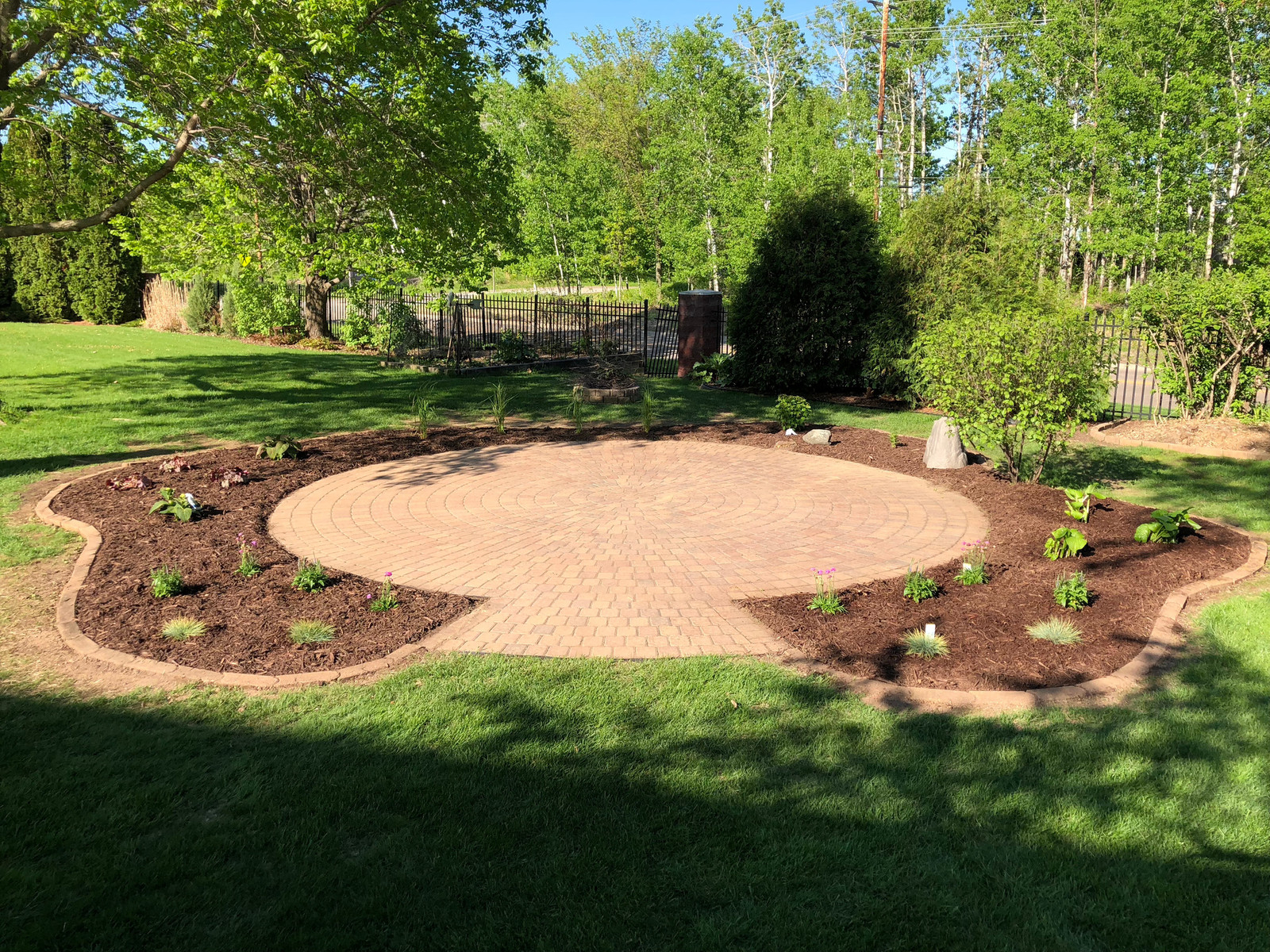 Backyard Paradise intended for Backyard Paradise Landscaping
