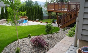 Backyard Pool Landscaping Ideas Design Privacy Large And Beautiful inside 11 Smart Tricks of How to Build Backyard Landscaping Plans