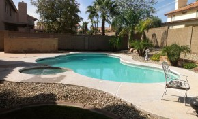 Backyard Pool Landscaping Ideas Homesfeed throughout 15 Genius Designs of How to Upgrade Backyard Pool And Landscaping Ideas