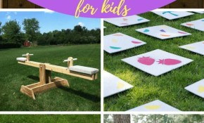Checkout These 31 Diy Backyard Games For Kids This Summer within 11 Clever Ways How to Makeover Backyard Game Ideas