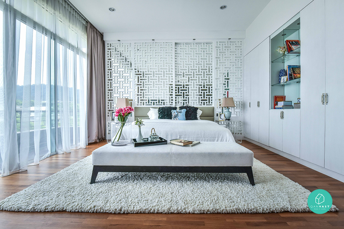 Contemporary Bedroom Design Ideas For A Perfect Bedroom Home for 10 Smart Ways How to Improve Modern Bedroom Design Ideas