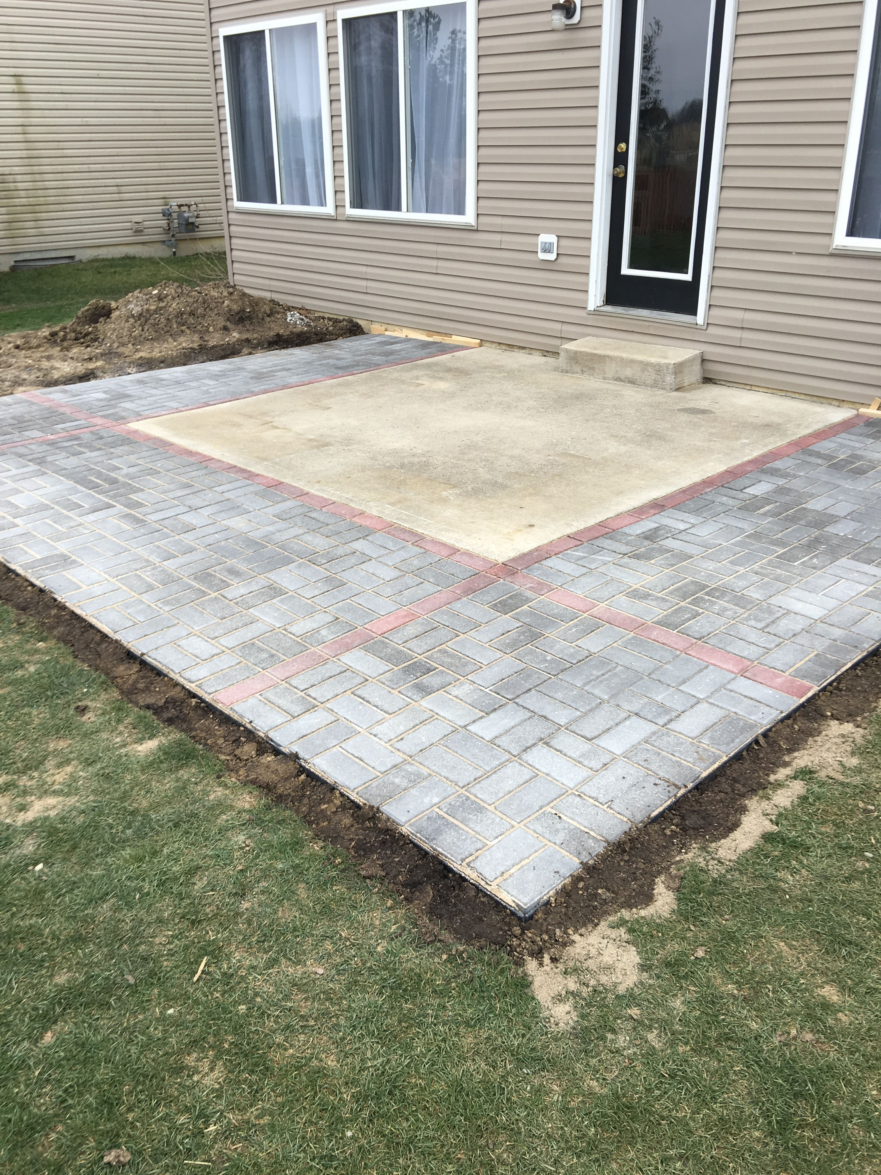 Cool Way To Extend A Concrete Slab Patio House Ideas In 2019 with regard to 15 Awesome Designs of How to Makeover Backyard Concrete Ideas