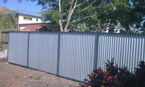 Corrugated Metal Fence Ideas Exterior New House In 2019 with 11 Clever Initiatives of How to Improve Backyard Metal Fence