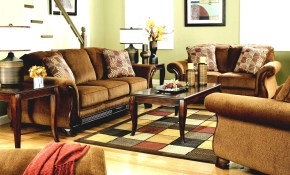 Decor Make Comfortable Living Room Furniture With Best Ashley pertaining to 12 Genius Designs of How to Make Full Living Room Set