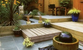 Decorating Small Backyards Design Of Small Backyard Decorating Ideas pertaining to Backyard Decorating