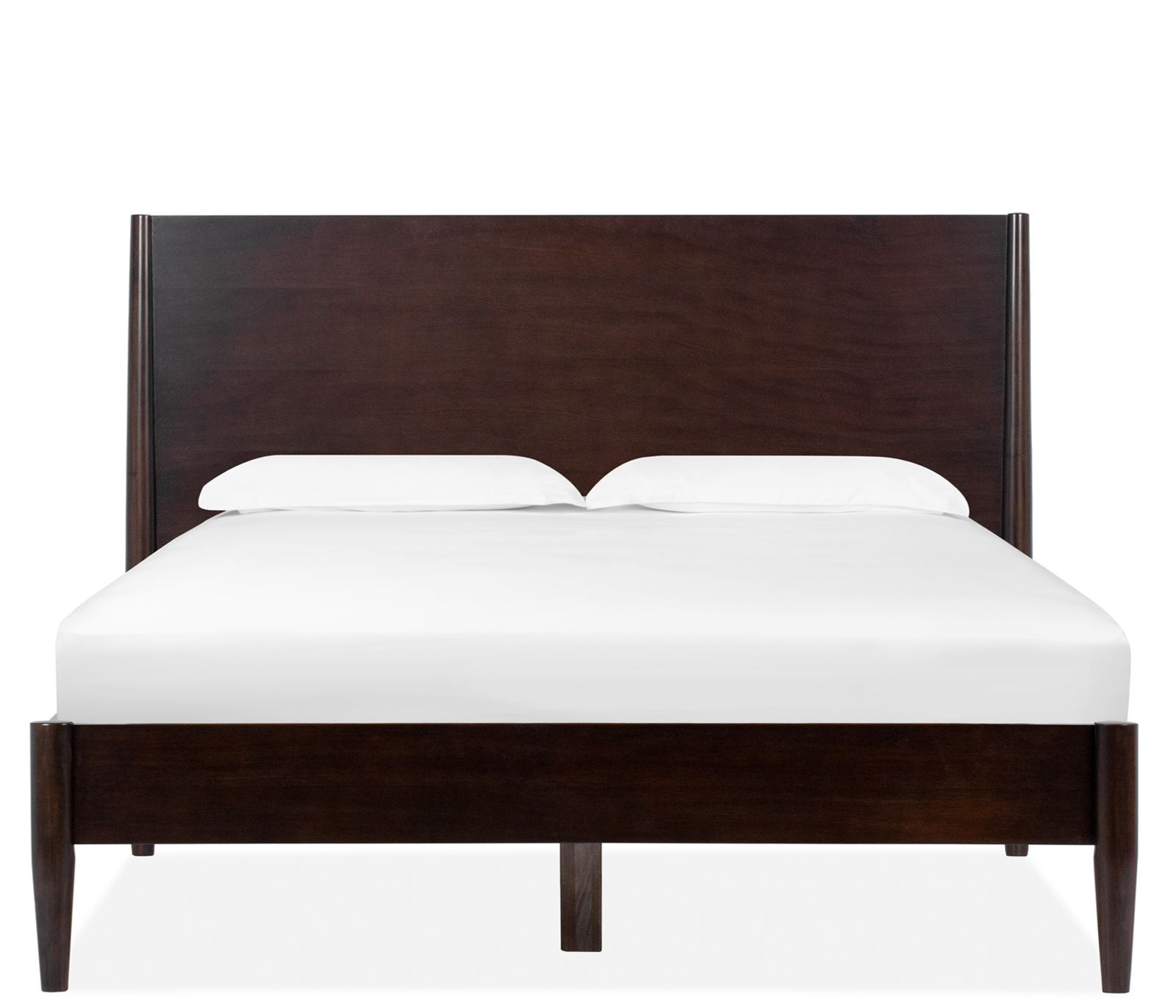 Eastlake King Bed intended for Modern Bedroom Bedding