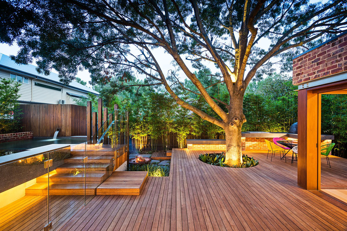 Family Fun Modern Backyard Design For Outdoor Experiences To Come regarding 12 Some of the Coolest Ideas How to Build Backyard Layout Ideas