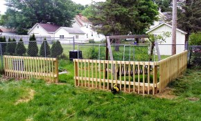 Fence Options For Backyard Ducksdailyblog Fence The Different pertaining to Fence Options For Backyard