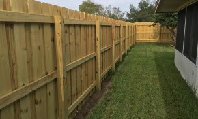 Fencing Secure Fence And Rail intended for 15 Awesome Tricks of How to Build Backyard Wood Fence