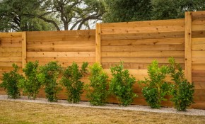 Fencing The Best Backdrop For Stunning Landscaping Liberty Fence with regard to Backyard Wood Fence