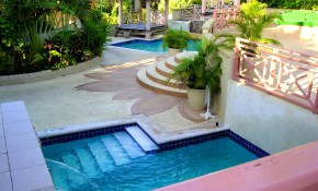 Garden Pool Ideas For Small Yards Backyard Landscaping Decor Plants inside 12 Genius Designs of How to Upgrade Small Backyard Swimming Pool Ideas