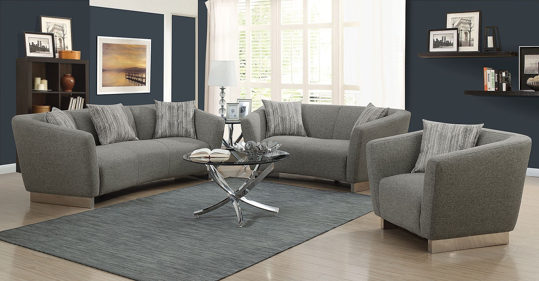 Grayson Living Room Set Coaster Furniture Furniture Cart for Nice Living Room Sets