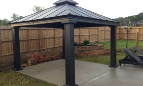 Hard Top Gazebo For The Home In 2019 throughout Ideas For Gazebos Backyard