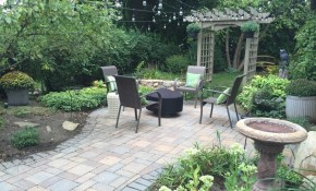 Hardscape Ideas For Small Backyards pertaining to Backyard Hardscape Ideas