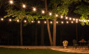 How To Plan And Hang Patio Lights regarding 14 Some of the Coolest Ways How to Craft Decorating Backyard With Lights