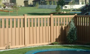 Ideas Backyard Fence Outdoor Decorations Easy Repair Backyard within Fence Ideas For Small Backyard