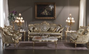 Ideas For Classic Furniture Decoration Antique Living Rooms with Italian Living Room Set