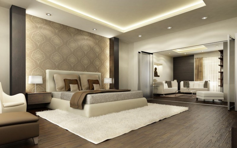 Interior Design Bedroom Ideas On A Budget Home Decore Style in Modern Bedroom Interior Design