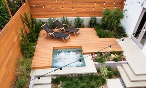 Landscaping Design Ideas 11 Backyards Designed For Entertaining in 10 Clever Tricks of How to Build Backyard Entertainment Ideas