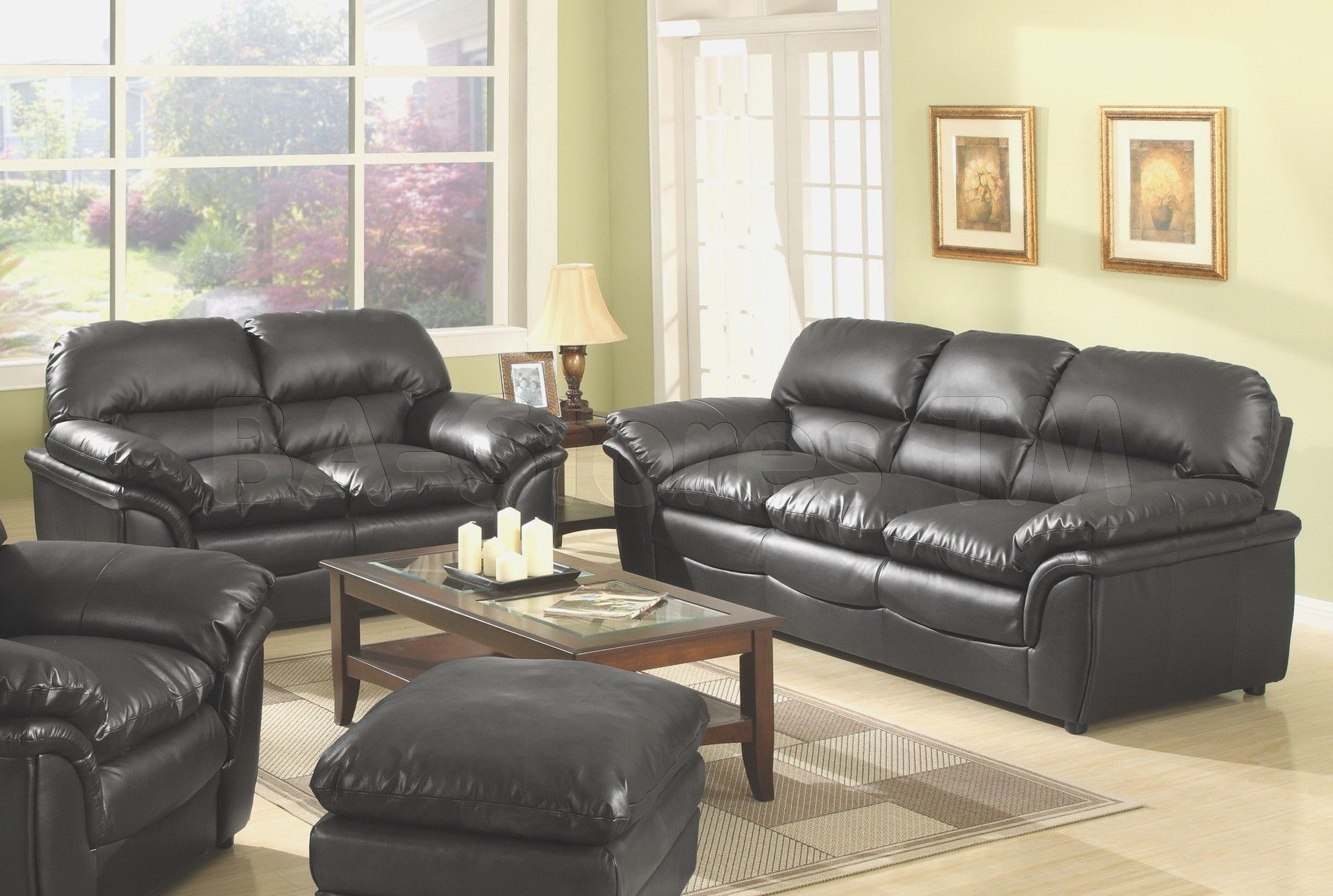 Leather Living Room Furniture Sets Ashley Furniture Leather Living throughout Cheap Leather Living Room Sets