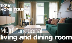 Living Room Ideas For A Small Space Ikea Home Tour Episode 407 with 11 Genius Tricks of How to Build IKEA Living Room Set